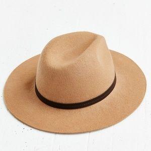 Ecote Accessories - Ecote Tan Felt Scout Safari Hat